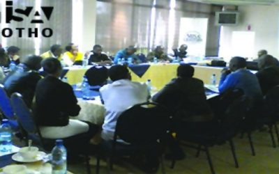 Review of 2015 election reporting and peace building project