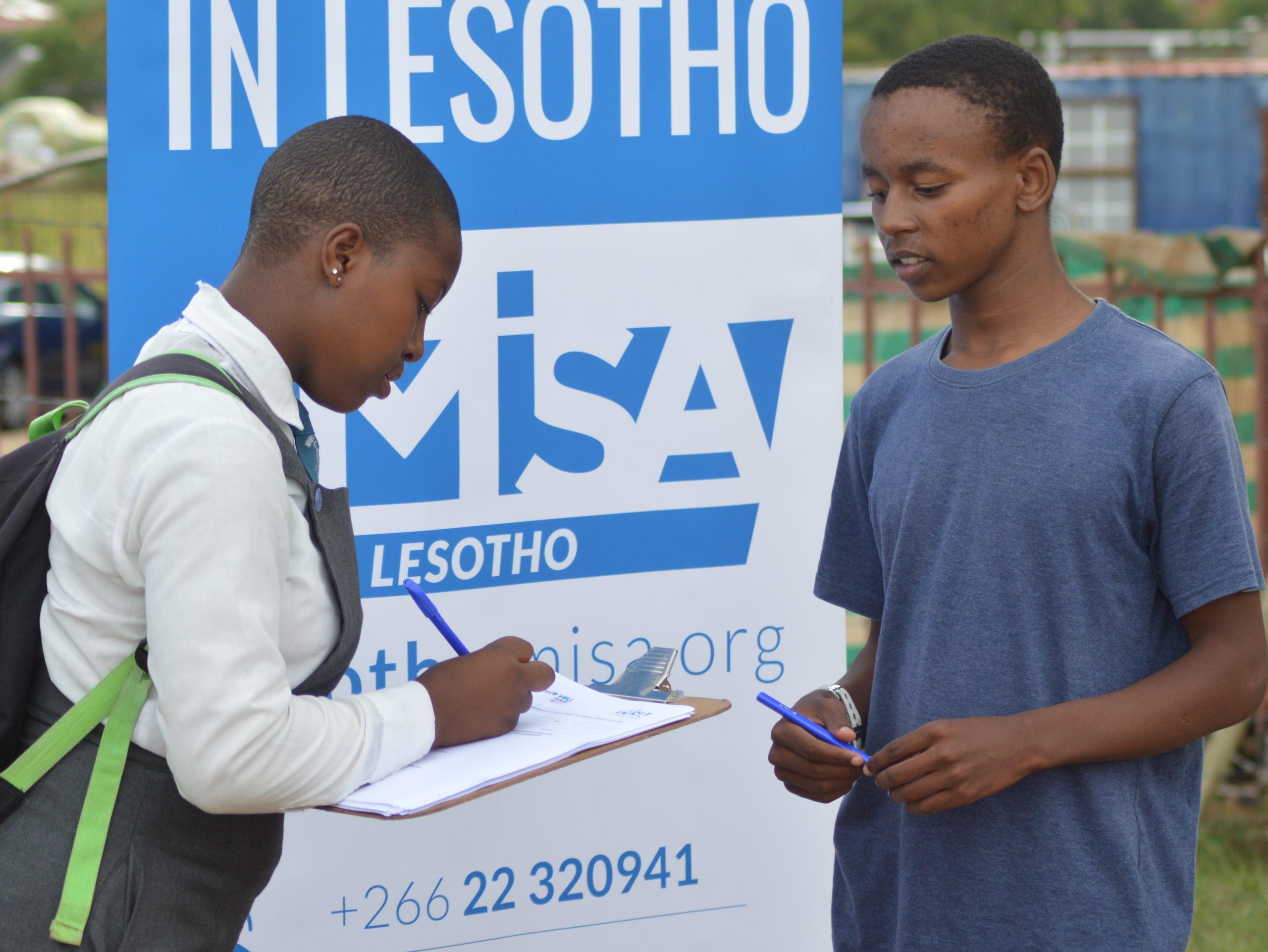 Survey on Children's Use of Social Media in Lesotho