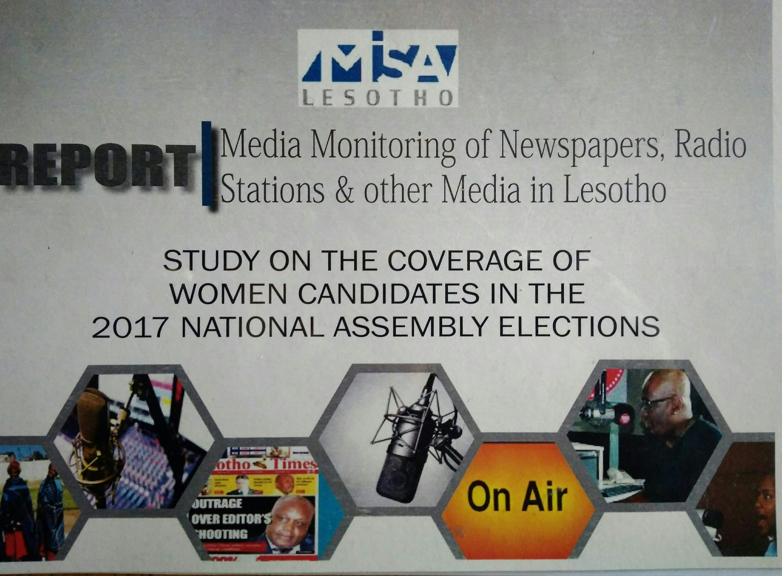 Report: Coverage of women candidates in the 2017 national assembly elections