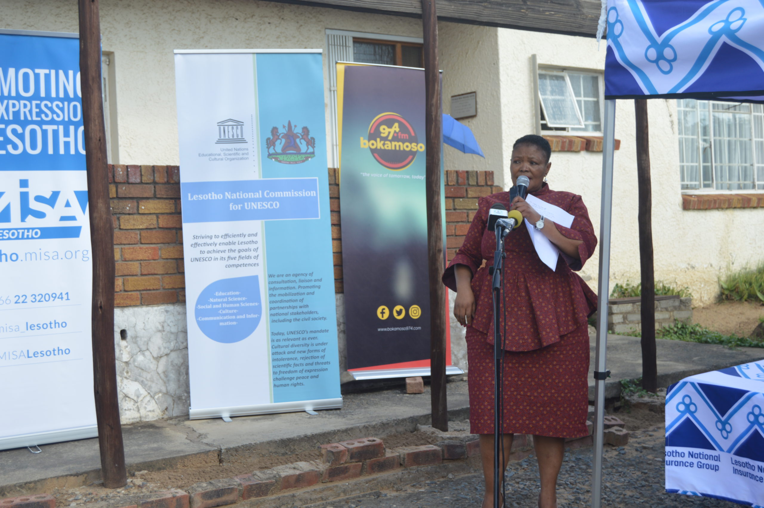 World Radio Day Lesotho: Minister bemoans lack of professionalism