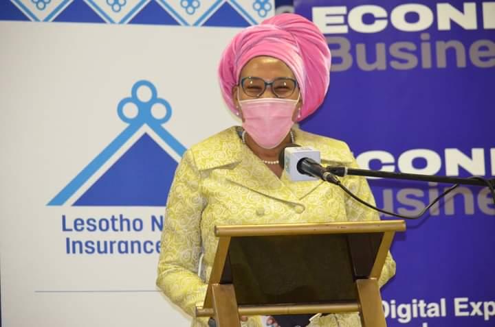 Speech by H.E. The First Lady, Mrs 'Mammusa 'Masekoalane Majoro at the Women in Media Awards 3 September 2021